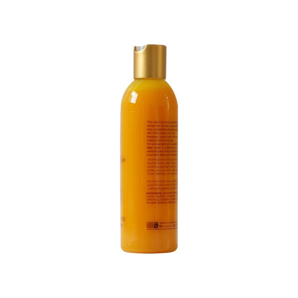 Suntan Gel Carrot Oil