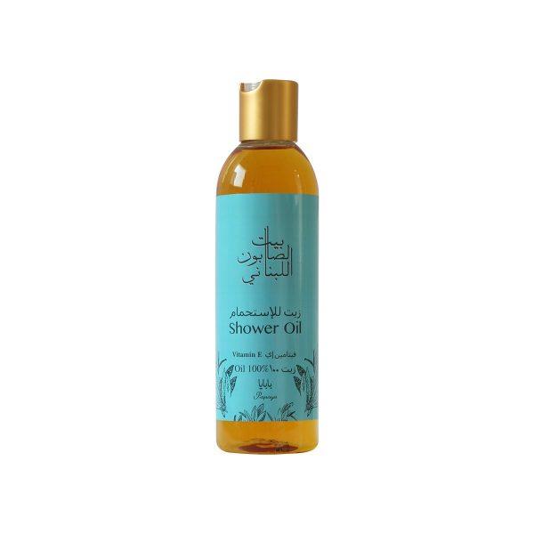 Shower Oil Papaya