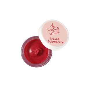 Strawberry-Lip-Scrub
