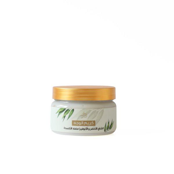 2633-Facial-Cream-Greentea-&-Aloe-Vera-